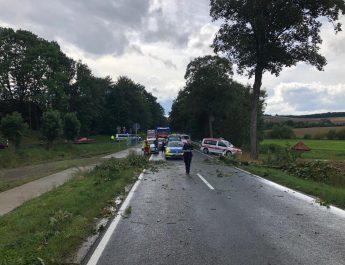 Verkehrsunfall – Wiebrechtshausen, B248