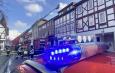 Gebäudebrand – Northeim, Bahnhofstraße